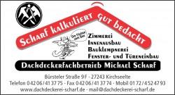 Dachdeckerfachbetrieb Michael Scharf