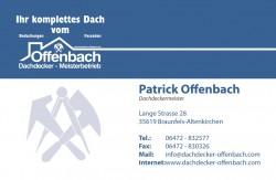 Bedachung Offenbach